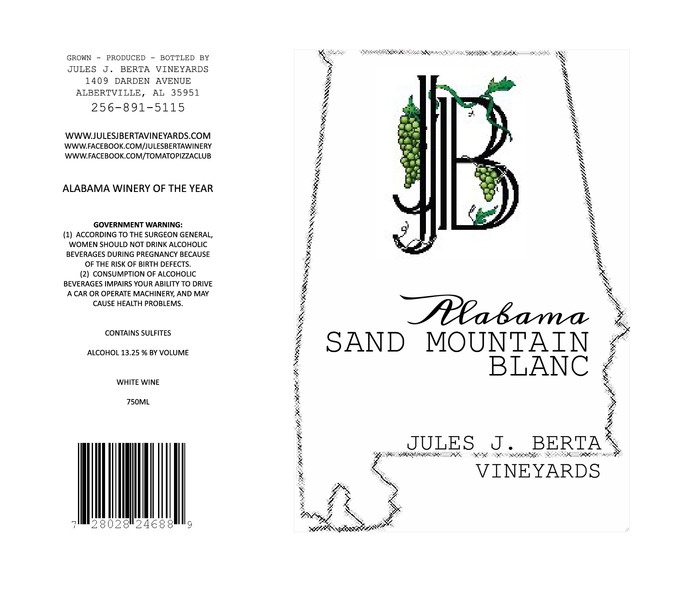 Product Image for 2018 Sand Mountain blanc