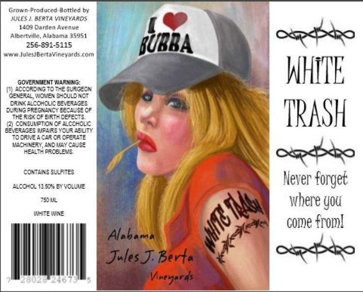 Product Image for 2018 White Trash