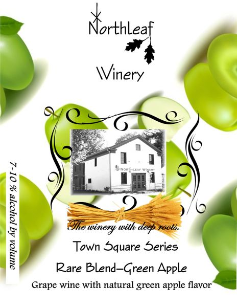 Town Square Series Rare Blend (Green Apple Riesling)