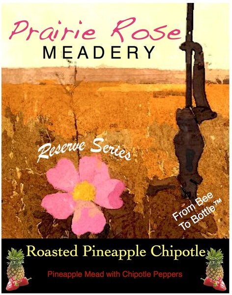2017 Roasted Pineapple Chipotle - 500 ml