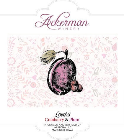Product Image for Lovers' - Cranberry and Plum
