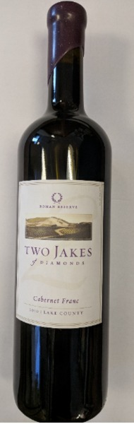 Product Image for 2010 Cabernet Franc Roman Reserve (Two Jakes)