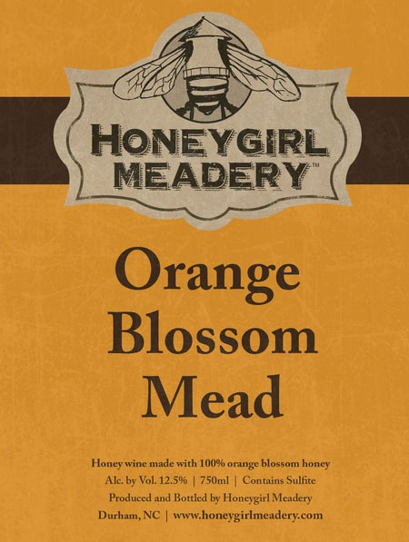 Product Image for 2019 Orange Blossom Mead