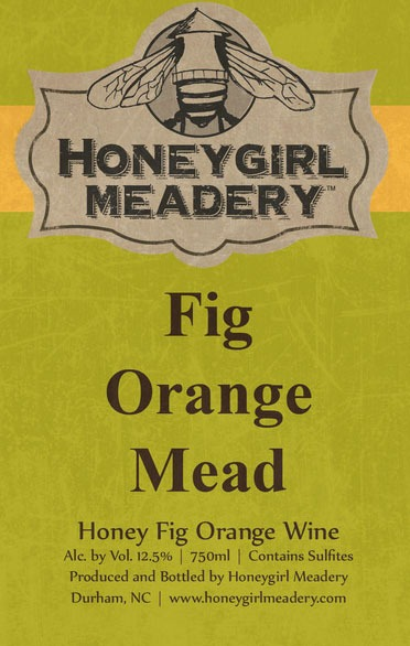 Product Image for 2018 Fig Orange Mead