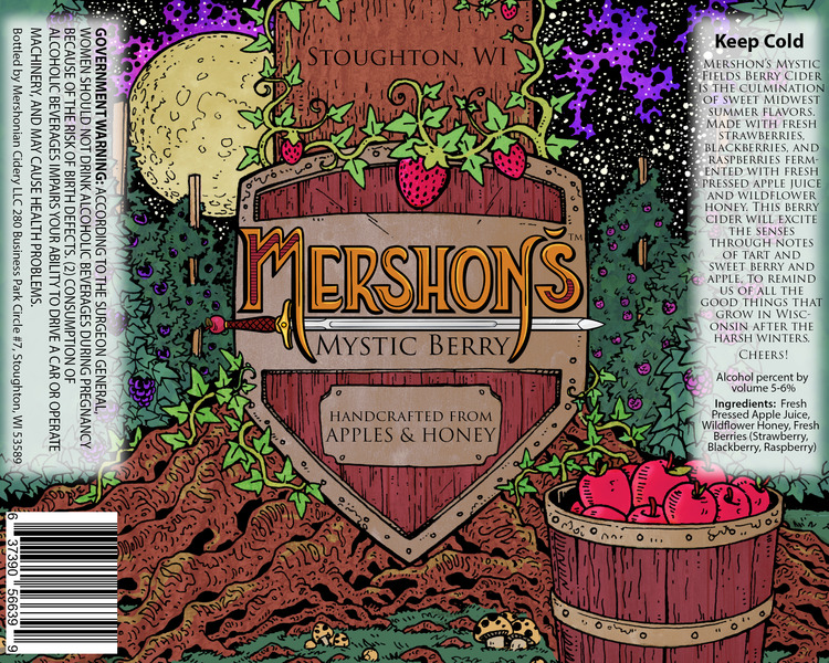 Product Image for Mershon's Mystic Berry