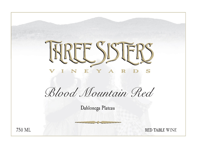 Blood Mountain Red