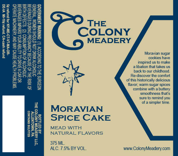 Product Image for Moravian Spice Cake