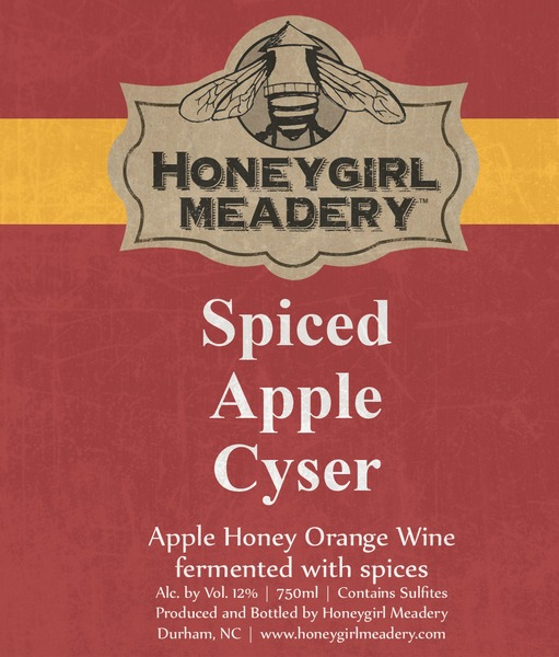 Product Image for 2019 Spiced Apple Cyser