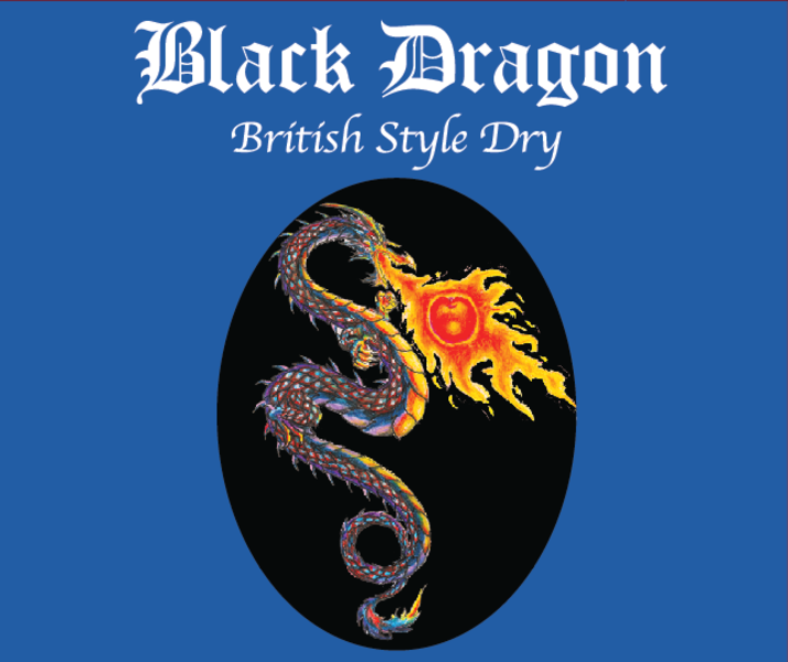 Product Image for Black Dragon