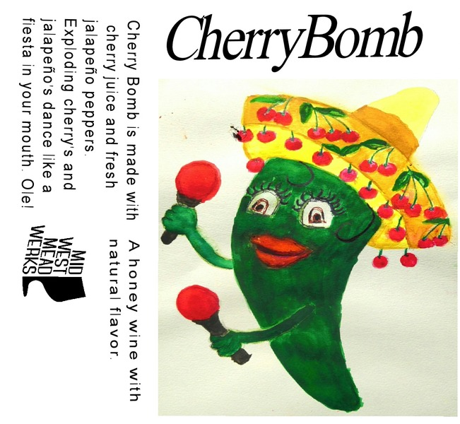 Product Image for 2019 CherryBomb