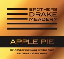2020  Bourbon Barrel Apple Pie