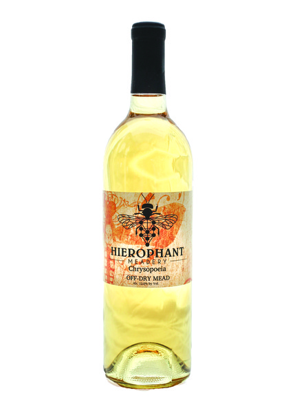 Product Image for Chrysopoeia Traditional off-dry Mead 750ML