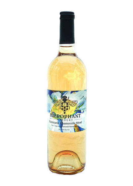 Matricaria Chamomile Mead 750ML