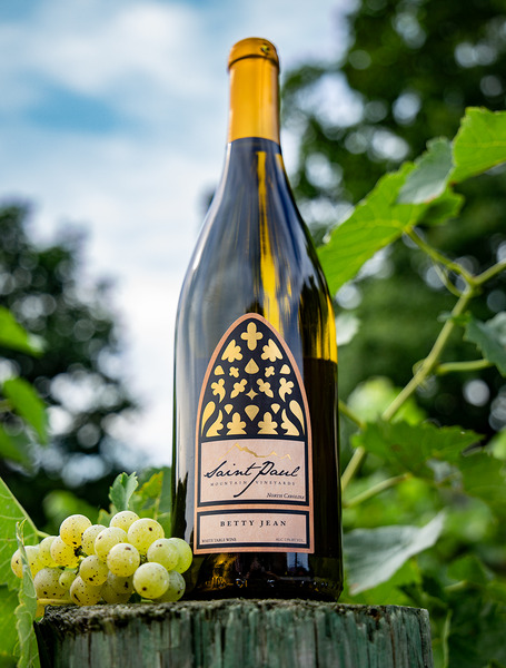 2015 Betty Jean Chardonnay