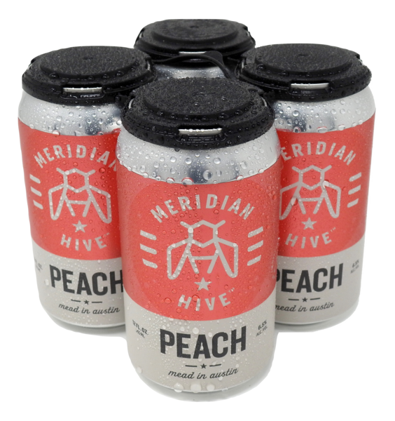 Product Image for 2019 Peach 4 Pack Cans