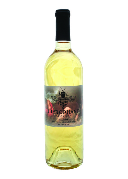 Product Image for Krokos Saffron Mead (Semi-Sweet) 750ML
