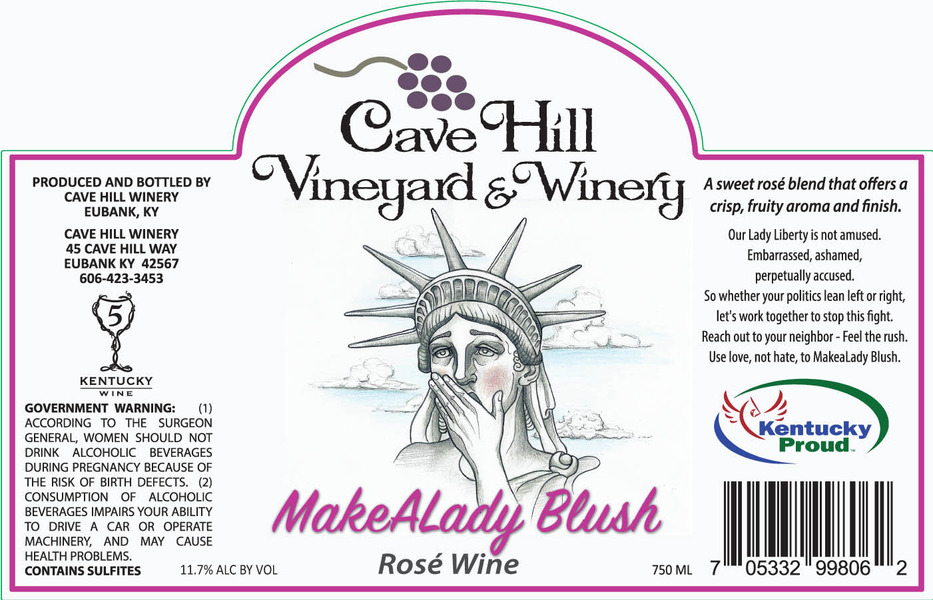 Online Store - Cave Hill Vineyard & Winery