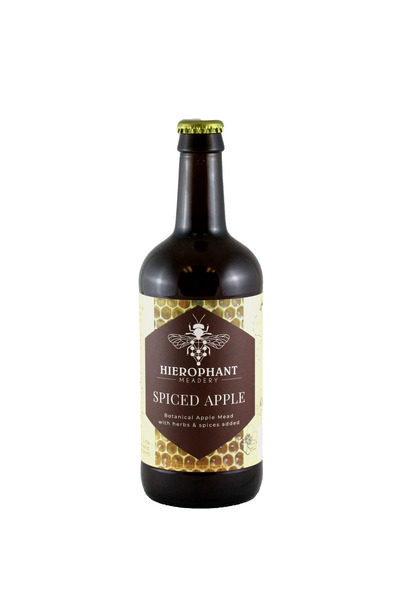 Product Image for Spiced Apple Session Mead 500ML