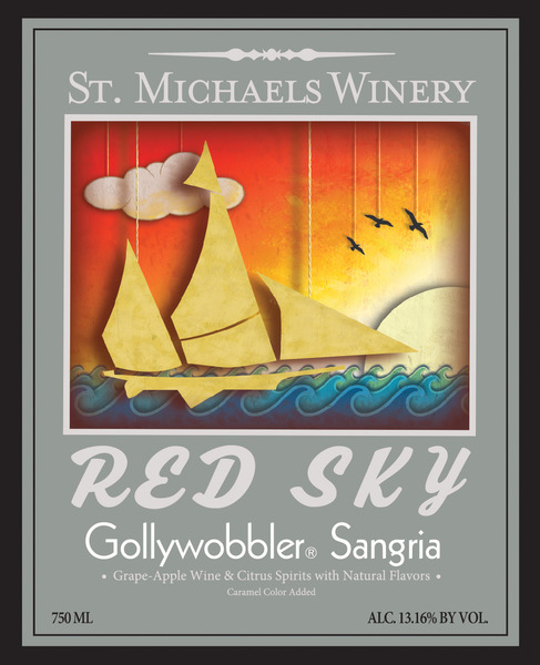 RED SKY Gollywobbler Sangria