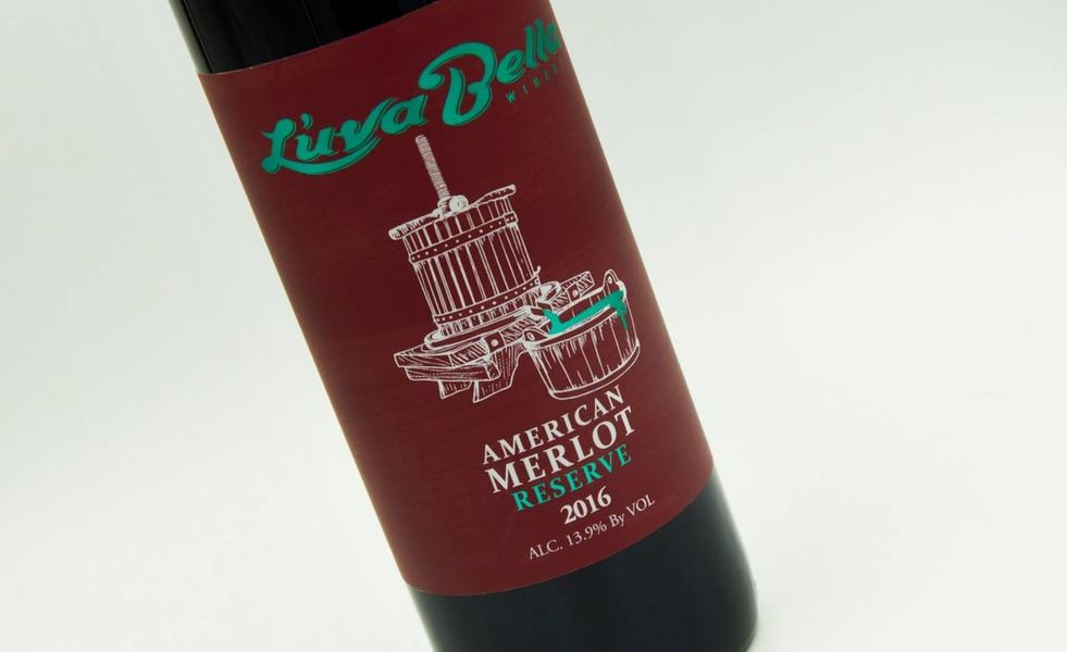 2018 Bourbon Barrel Aged Merlot