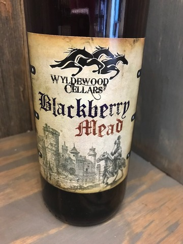 Product Image for 2019 Blackberry Mead
