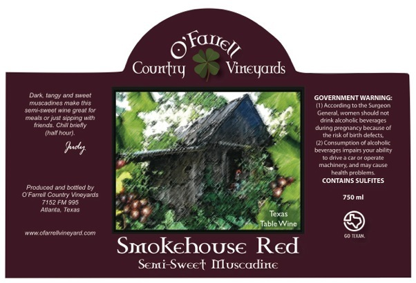 Product Image for Smokehouse Red Semi-Sweet