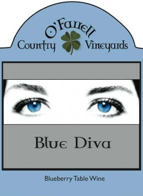 Product Image for Blue Diva