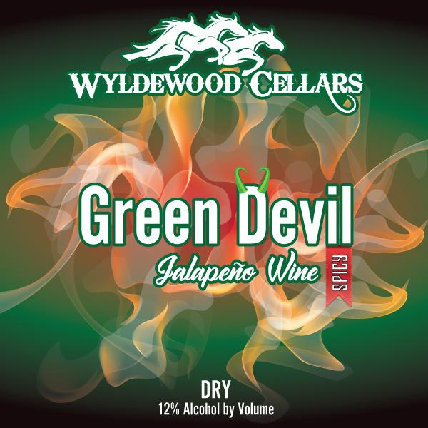 Green Devil Jalapeno Wine & Wines Online