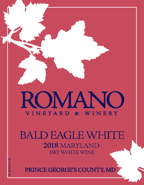 Product Image for 2018 Bald Eagle White