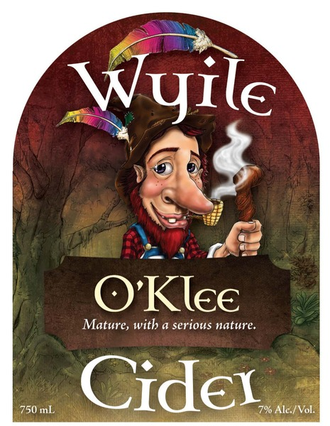 Product Image for 2016 O'Klee's Dry Cider