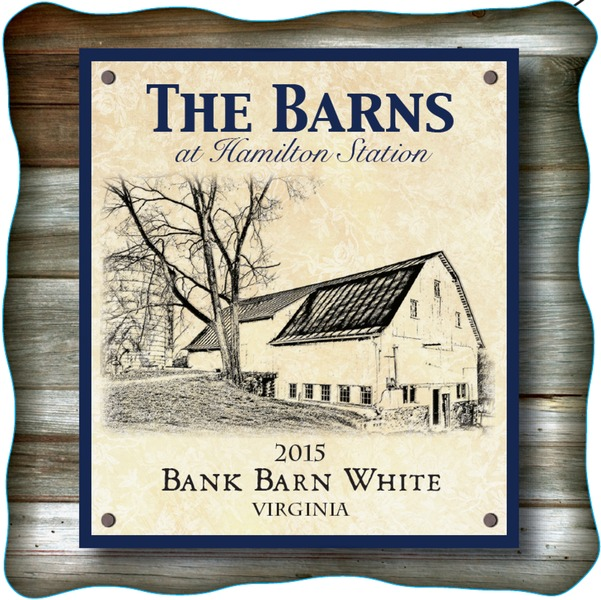Product Image for 2017 Bank Barn White