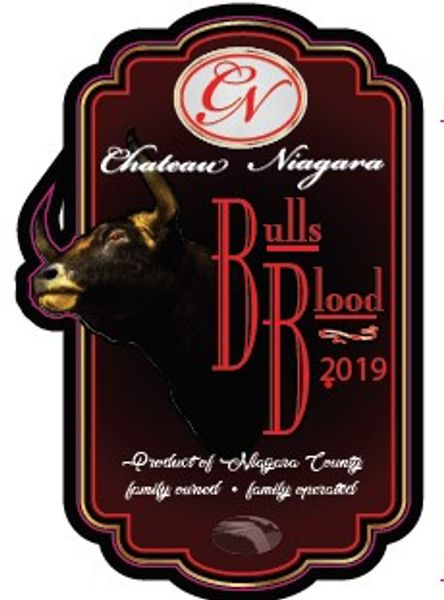 2019 Chateau Niagara Bulls Blood