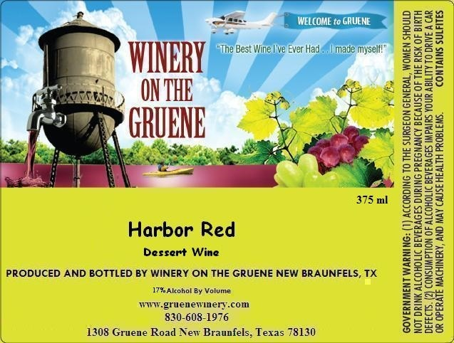 2019 Harbor Red