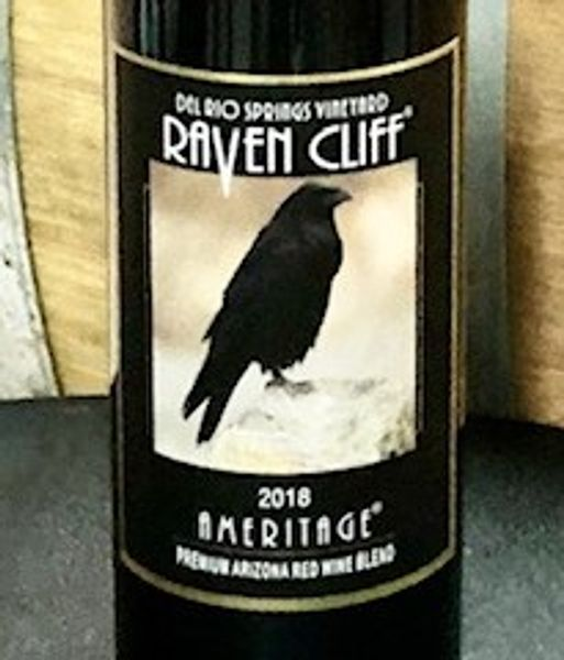 2018 Ameritage-Premium Arizona Red Wine Blend