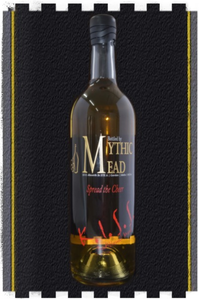 Product Image for 2018 K.I.S.S. traditional mead