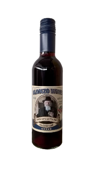 Product Image - Uncle Ed's Extra Fine Blueberry Wine