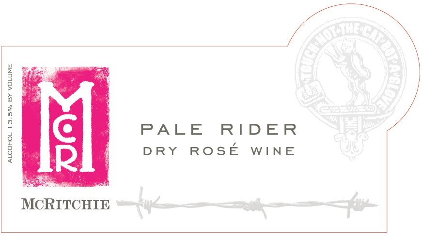 Pale Rider Dry Rose'