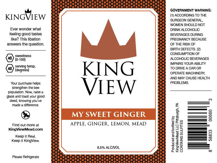 Product Image for My Sweet Ginger