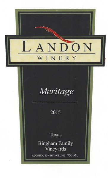Product Image for Meritage (blend of Cab Sauv, Merlot & Cab Franc)
