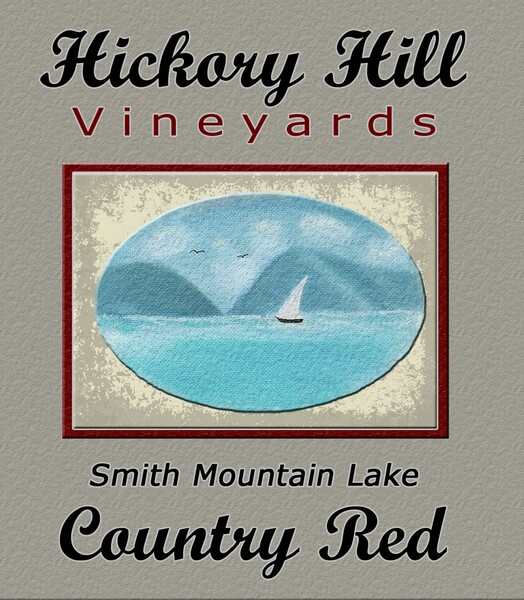 Smith Mountain Lake Country Red
