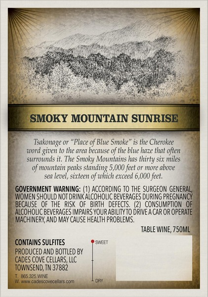 Product Image for 2018 Smoky Mountain Sunrise