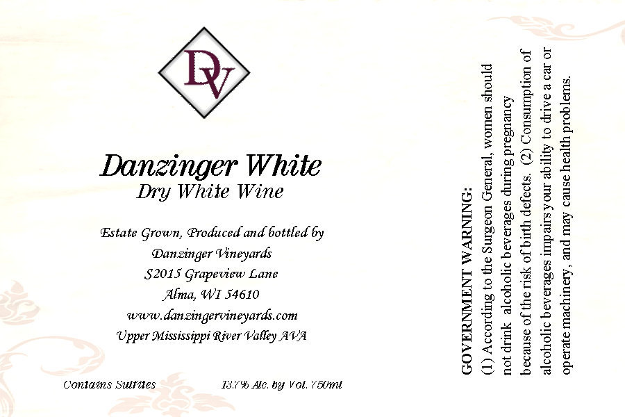 Product Image for 2017 Danzinger White