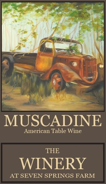 Product Image for 2018 Muscadine
