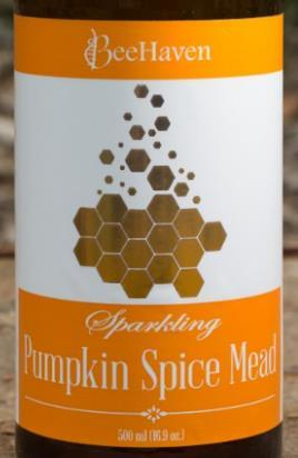 Product Image for 2019 Sparkling Pumpkin Spice Mead