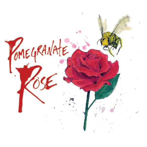 Pomegranate Rose