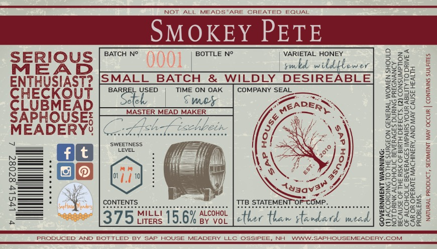 Product Image for 2017 Smokey Pete