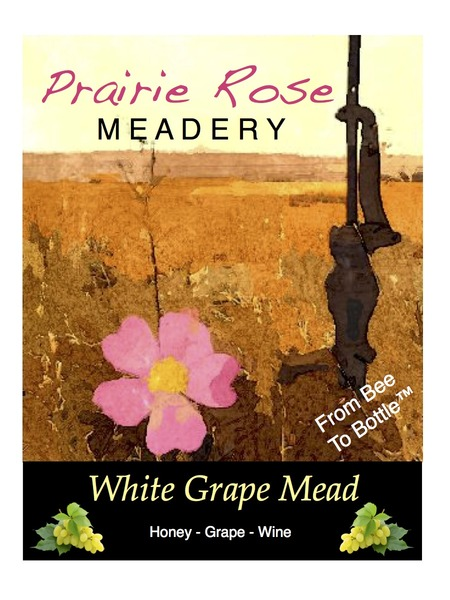 Product Image for 2017 White Grape Mead
