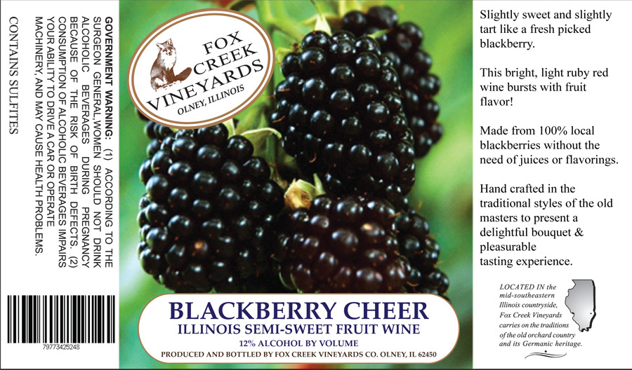 BLACKBERRY CHEER