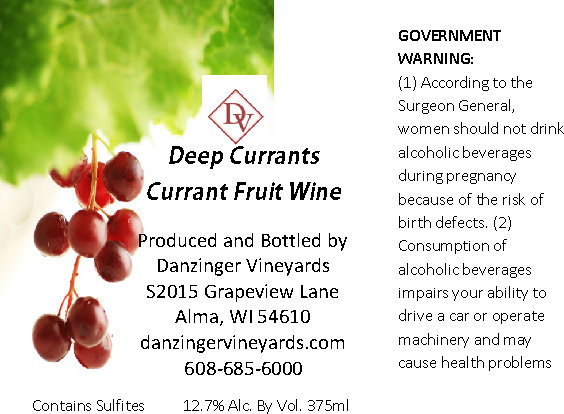 2016 Deep Currants