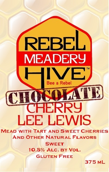 Cherry Lee Lewis Chocolate